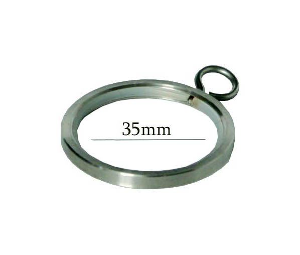 Nylon Lined Ring Full Ring